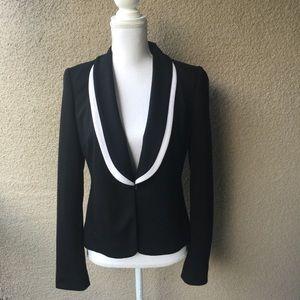 INC Black Blazer S